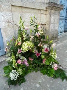 dvt02 - Devant de cercueil 1/2 couronne à partir de 100 €