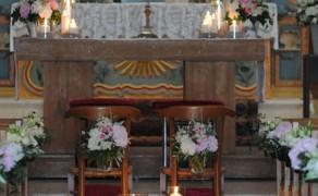 Cérémonie de mariage religieuse