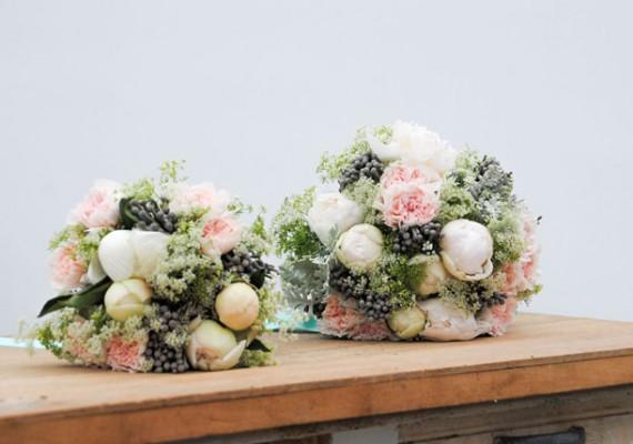 Création de bouquets de mariée Île de Ré