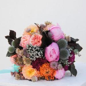 bouquet mariee fort